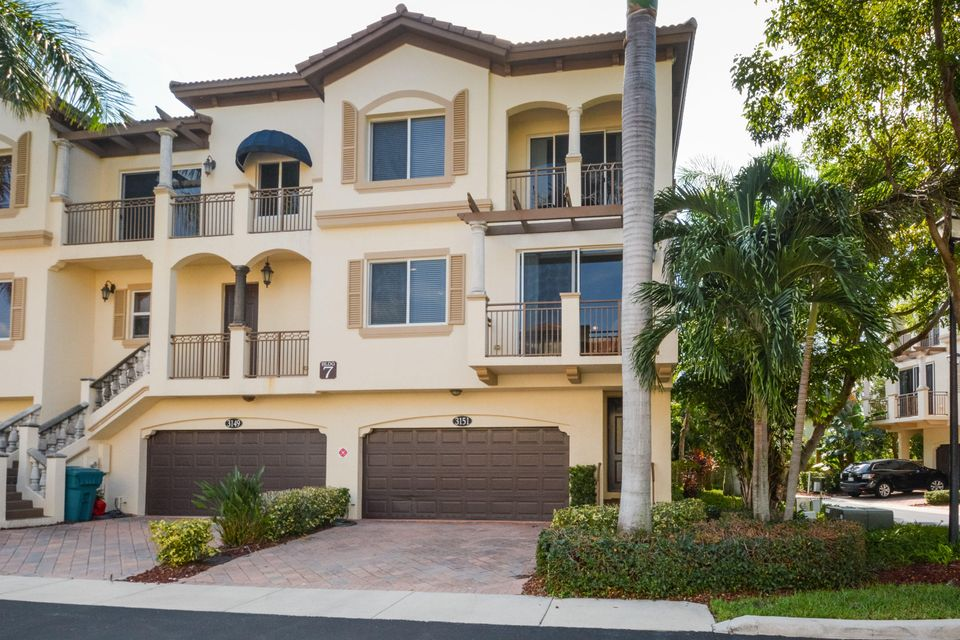 3151  Waterside Circle  3151, one of homes for sale in Boynton Beach
