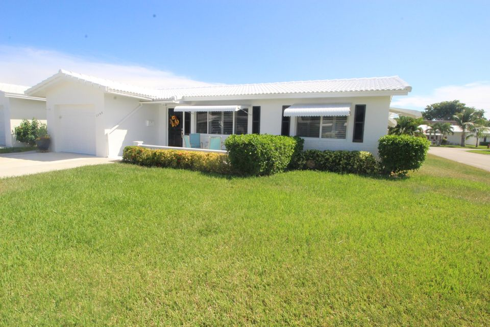 2098 SW 13th Terrace  Boynton Beach FL 33426