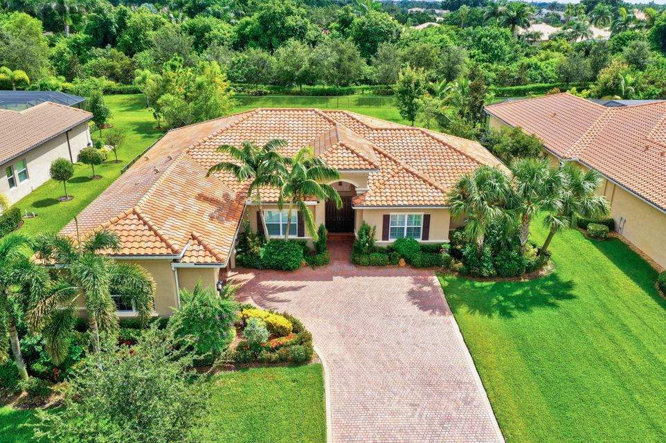 Home for sale in Bayhill Estates - The Preserve Palm Beach Gardens Florida