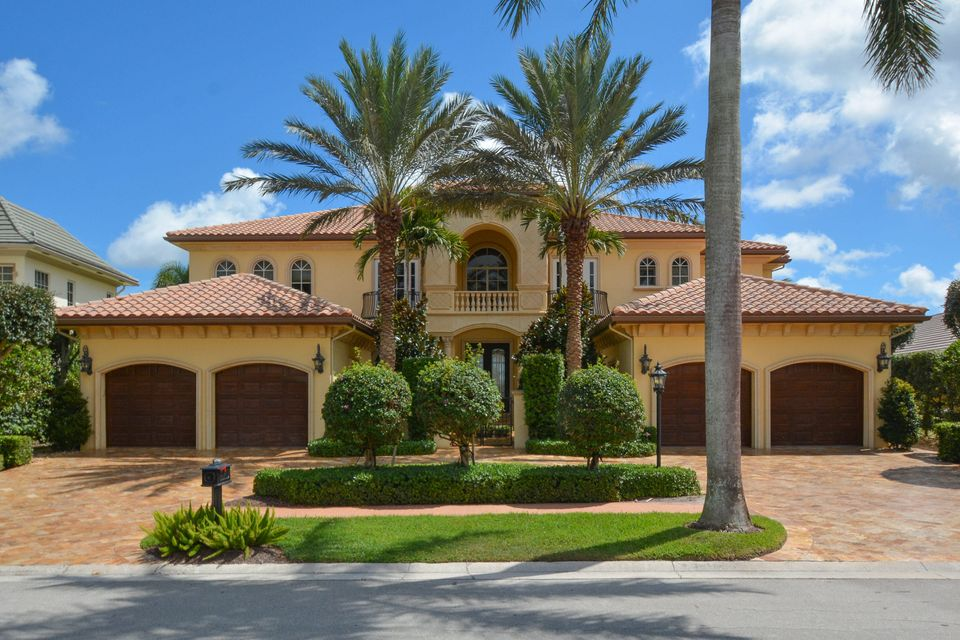Home for sale in St Andrews Country Club Boca Raton Florida