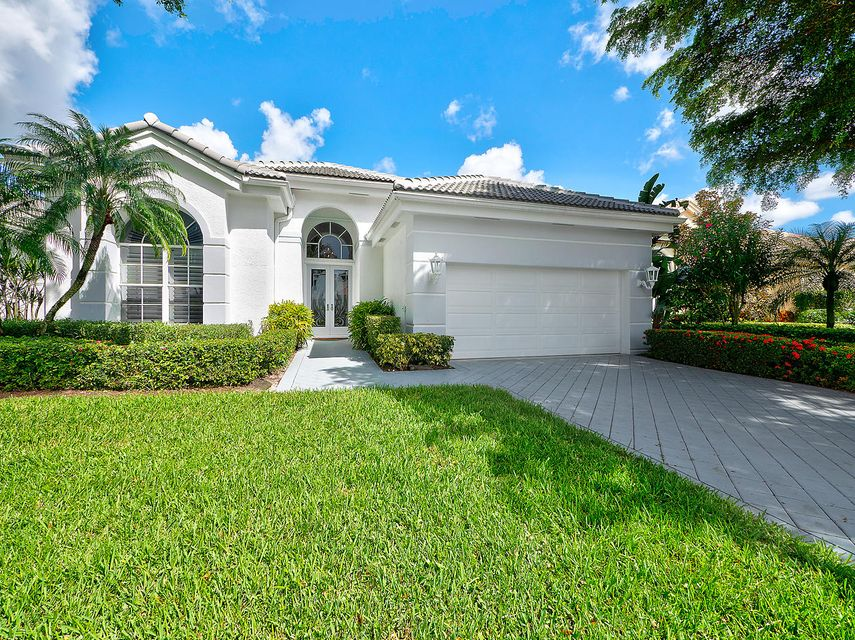 Home for sale in Windward Cove Palm Beach Gardens Florida