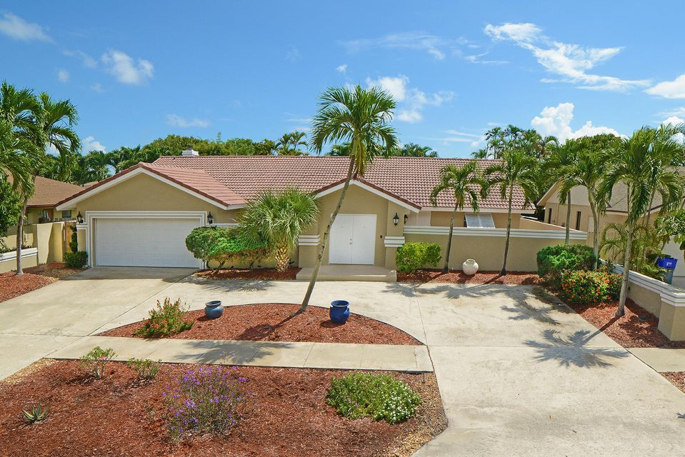 17748 Briar Patch Trail  Boca Raton FL 33487