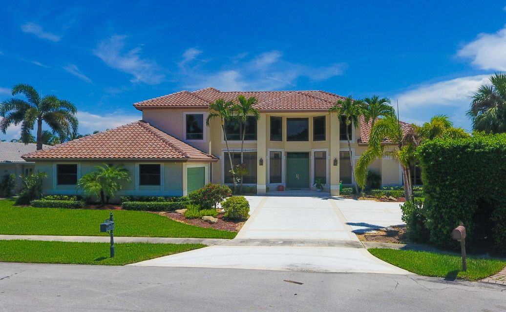 718 Carriage Hill Lane  Boca Raton FL 33486
