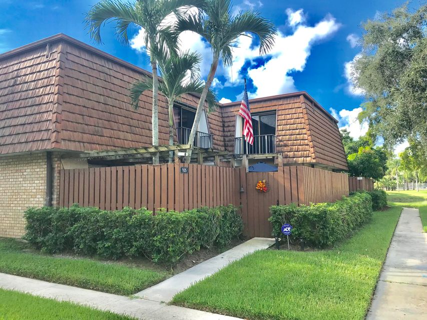 105 1st Lane A  Greenacres FL 33463