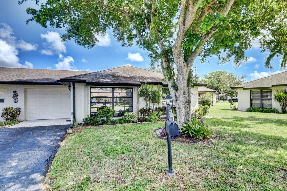 Home for sale in Greentree Boynton Beach Florida