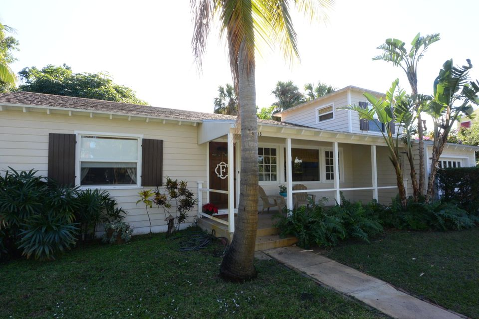 218 Edgewood Drive West Palm Beach, FL 33405