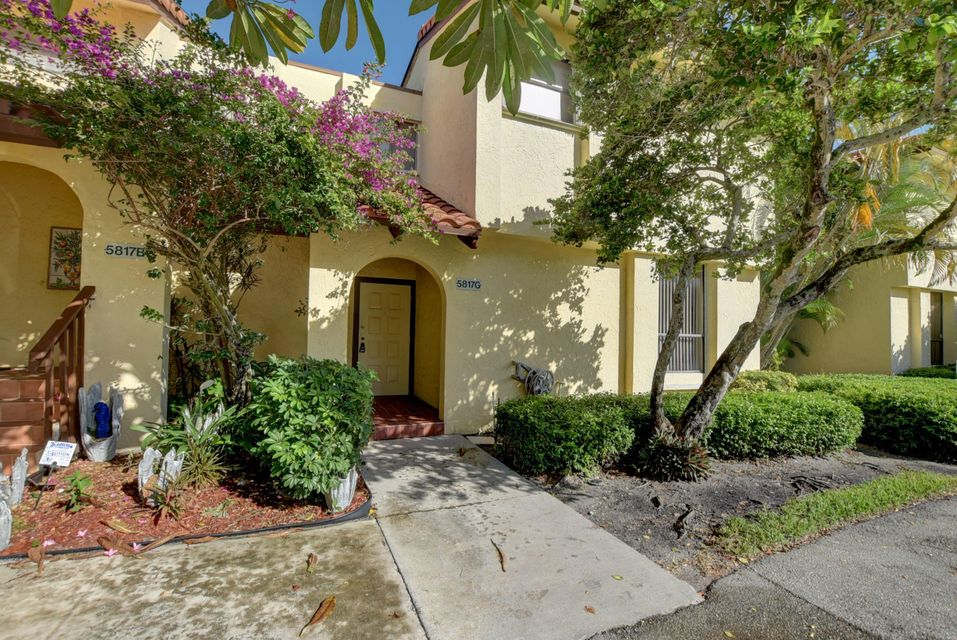 5817 Fox Hollow Drive G  Boca Raton FL 33486