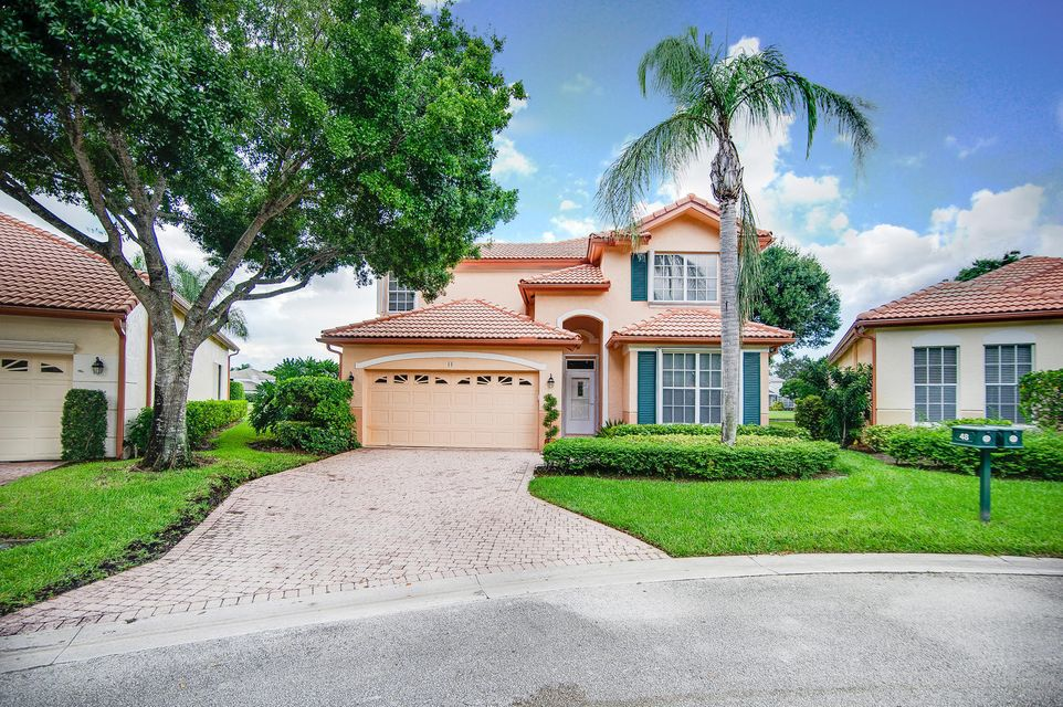 Home for sale in Monterey Pointe, Pga National Palm Beach Gardens Florida