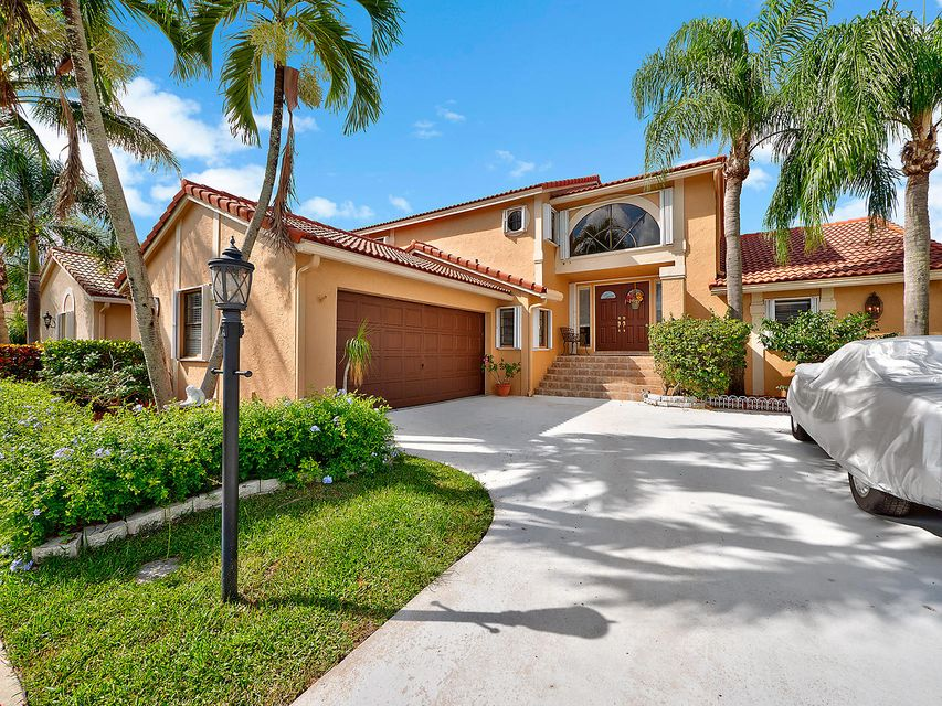 8614 Eagle Run Drive  Boca Raton FL 33434