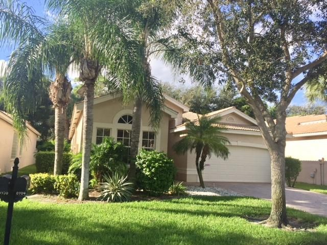 Home for sale in Valencia Palms Delray Beach Florida