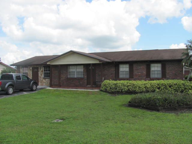 Home for sale in EARWOODS 1ST ADD Belle Glade Florida