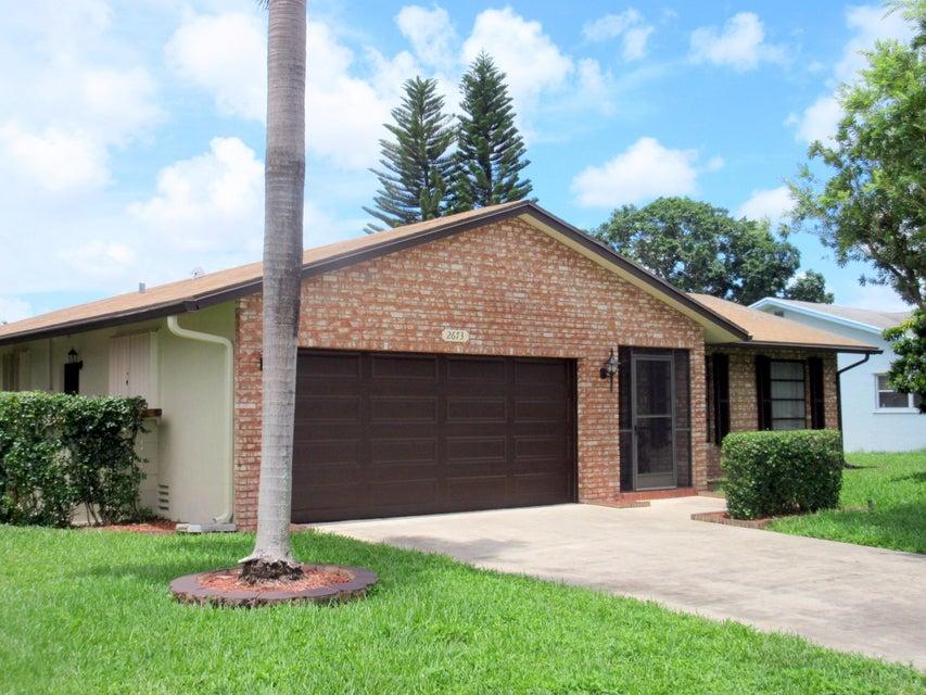 2673 SW 14 Court  Deerfield Beach FL 33442
