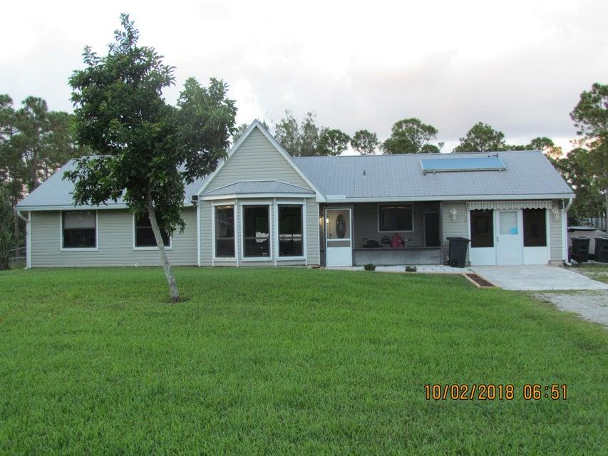 11095 62nd Lane  West Palm Beach FL 33412
