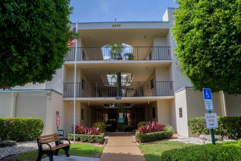 5100 Las Verdes Circle 205  Delray Beach, FL 33484