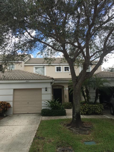 4815 Palmbrooke Circle West Palm Beach, FL 33417