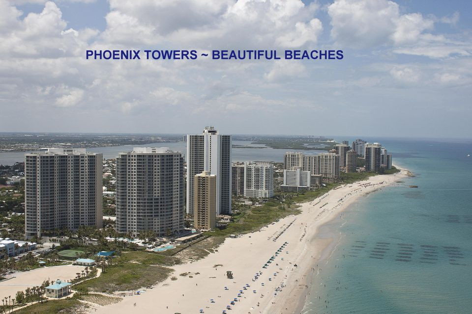 Home for sale in PHOENIX TOWERS CONDO Singer Island Florida