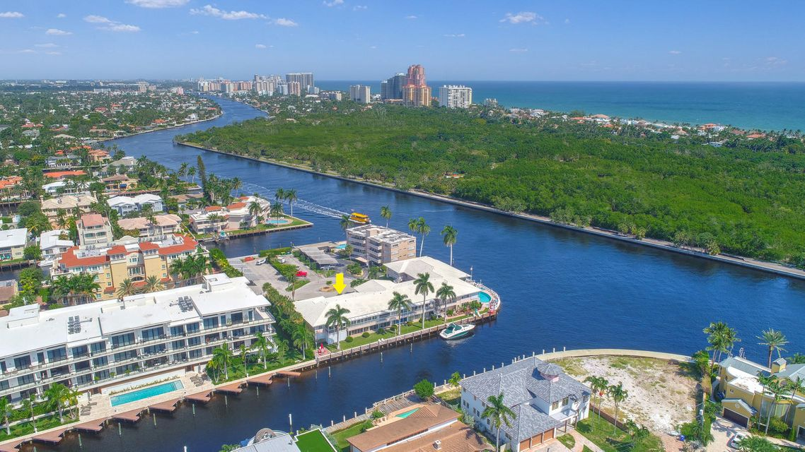 Home for sale in LE COTILLION Fort Lauderdale Florida