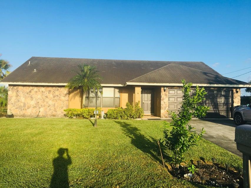Home for sale in EASTLAKE PARK ADD 4 Belle Glade Florida