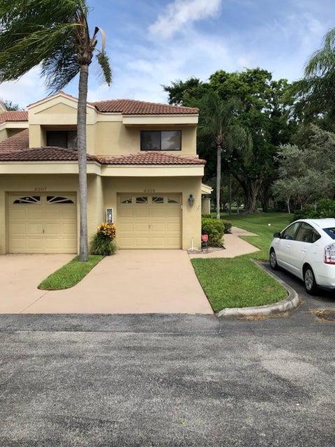 2308  Aspen Way  2308, Boynton Beach in Palm Beach County, FL 33436 Home for Sale