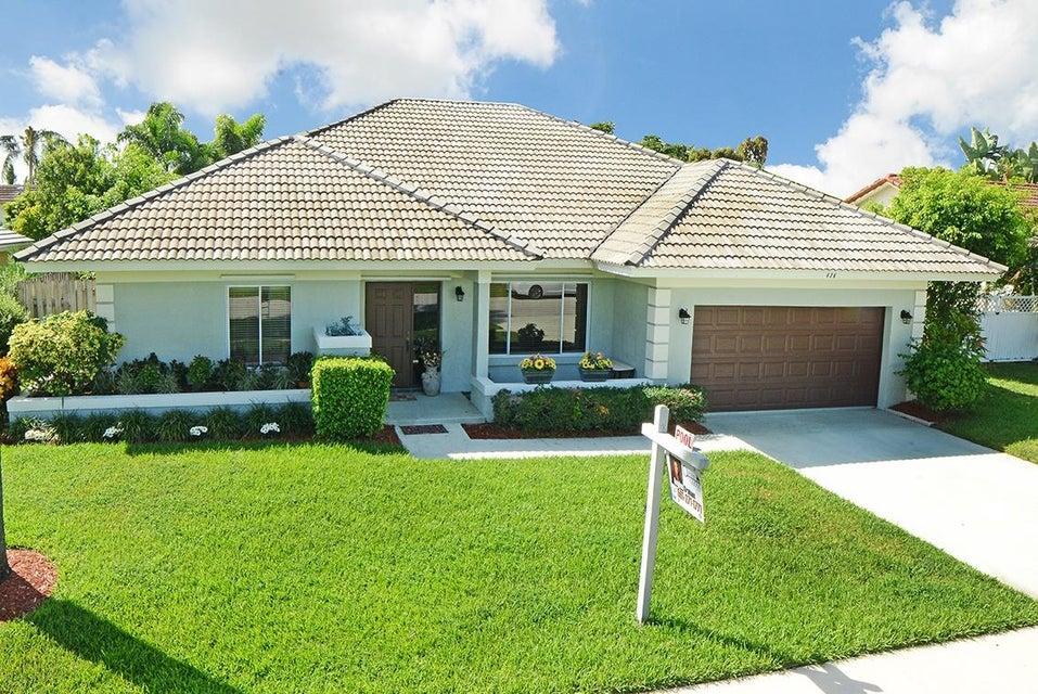 436 Prairie Rose Lane  Boca Raton FL 33487