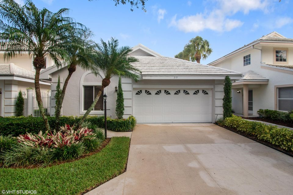Home for sale in CANTERBURY AT PGA NATIONAL Palm Beach Gardens Florida
