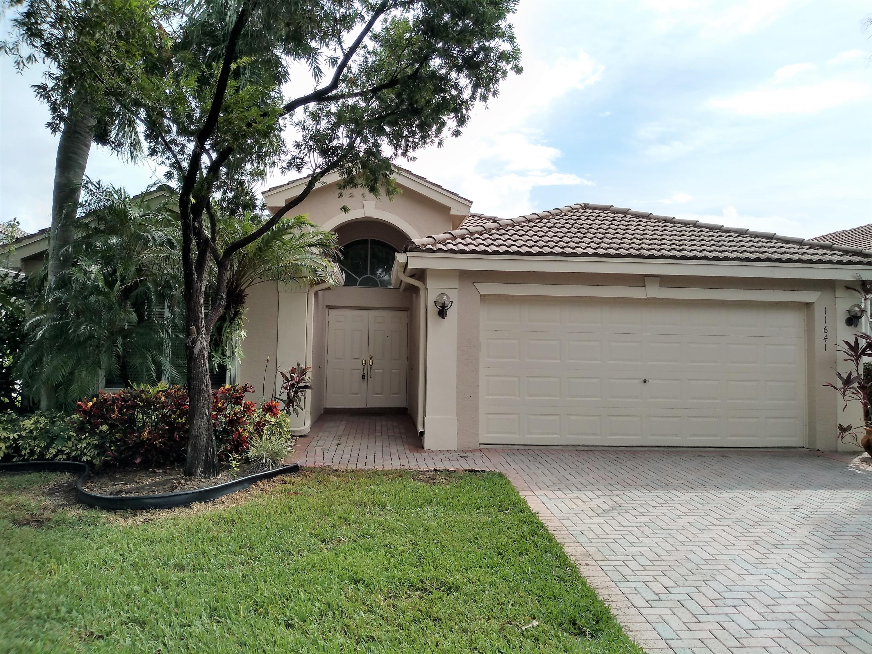 VALENCIA LAKES home 11641 Castellon Court Boynton Beach FL 33437