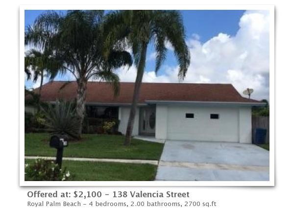 138 Valencia Street Royal Palm Beach, FL 33411