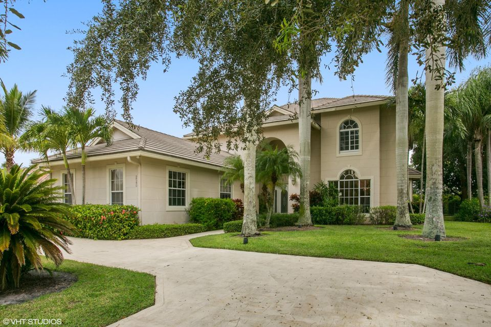 Home for sale in Bear Lakes Estate West Palm Beach Florida