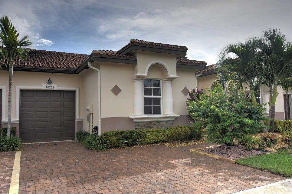 VILLAGGIO RESERVE home 14906 Via Porta Delray Beach FL 33446