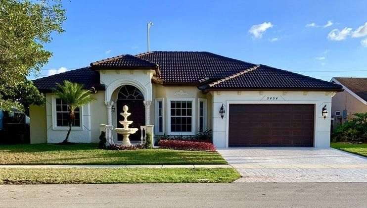Home for sale in Comrock Tamarac Florida