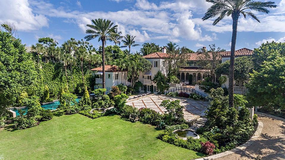 Home for sale in Tropical Isle Palm Beach Florida