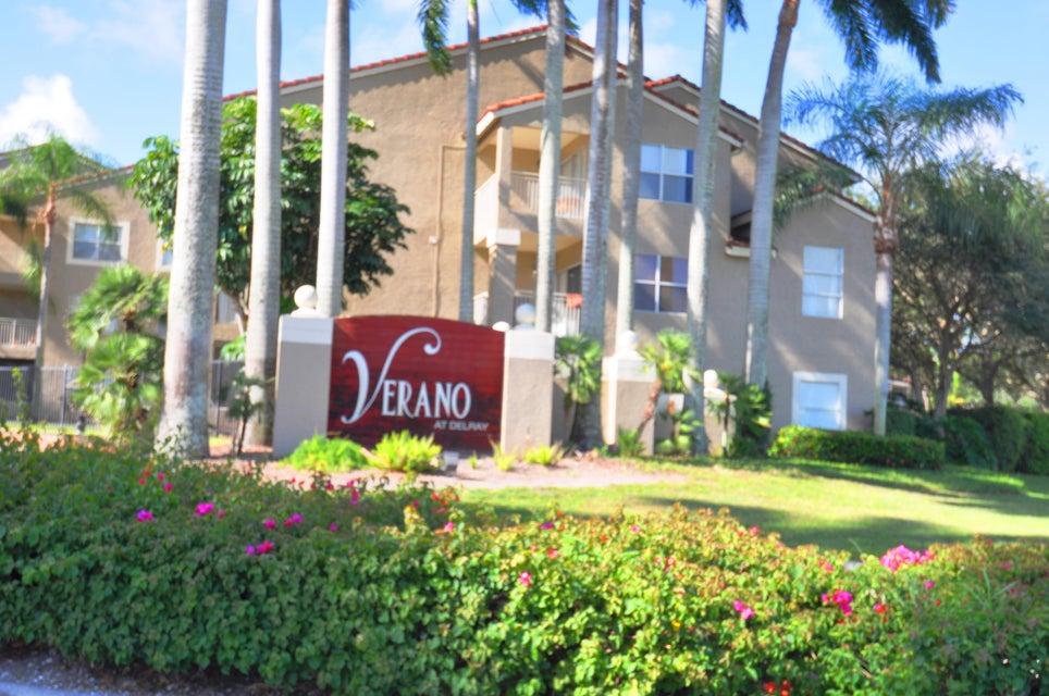 Home for sale in VERANO AT DELRAY CONDO Delray Beach Florida