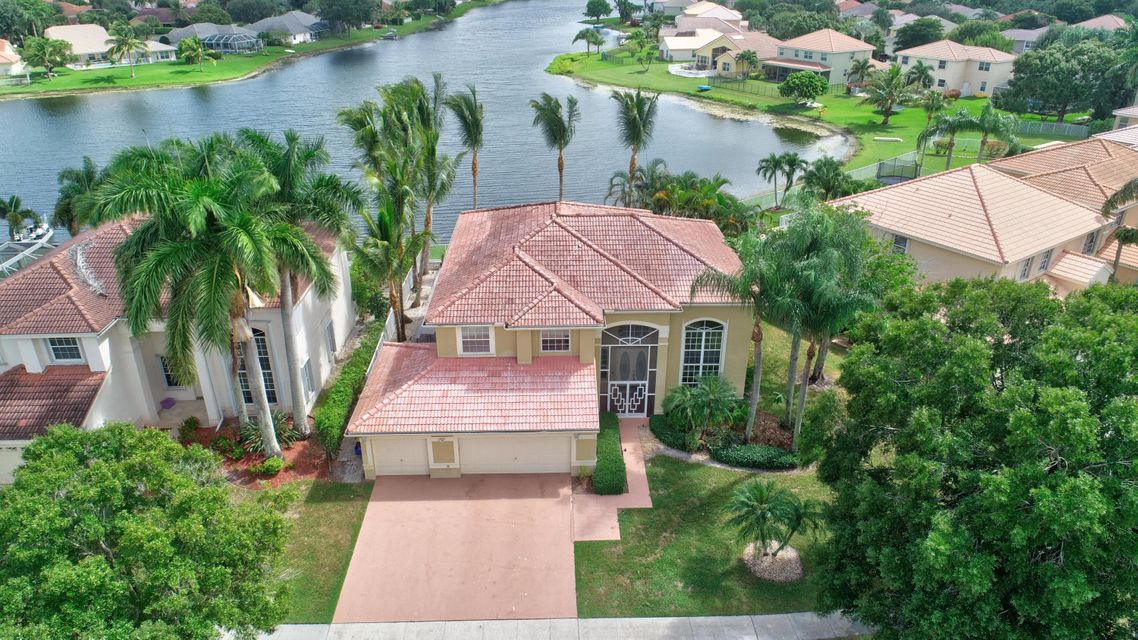 Home for sale in Emerald Isle Lake Worth Florida