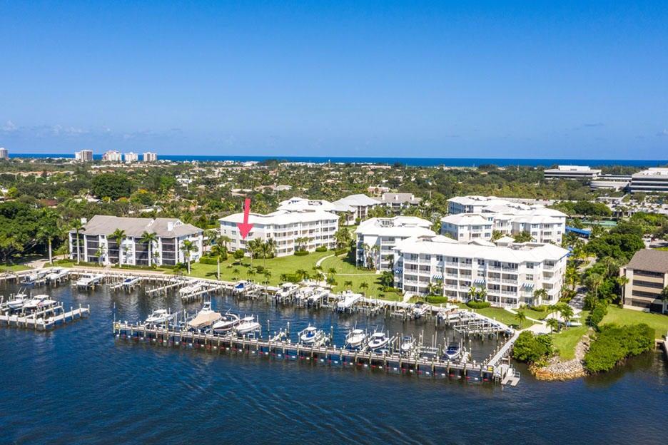 Photo of 424 Bay Colony With Boat  Juno Beach FL 33408 MLS RX-10471394