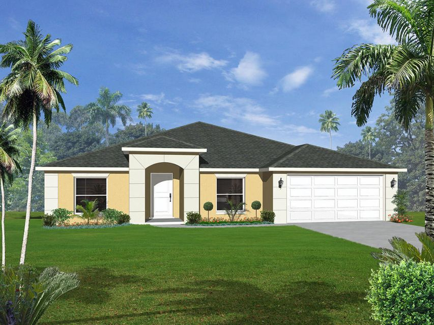 726 SW Broadview Street, Port Saint Lucie, Florida