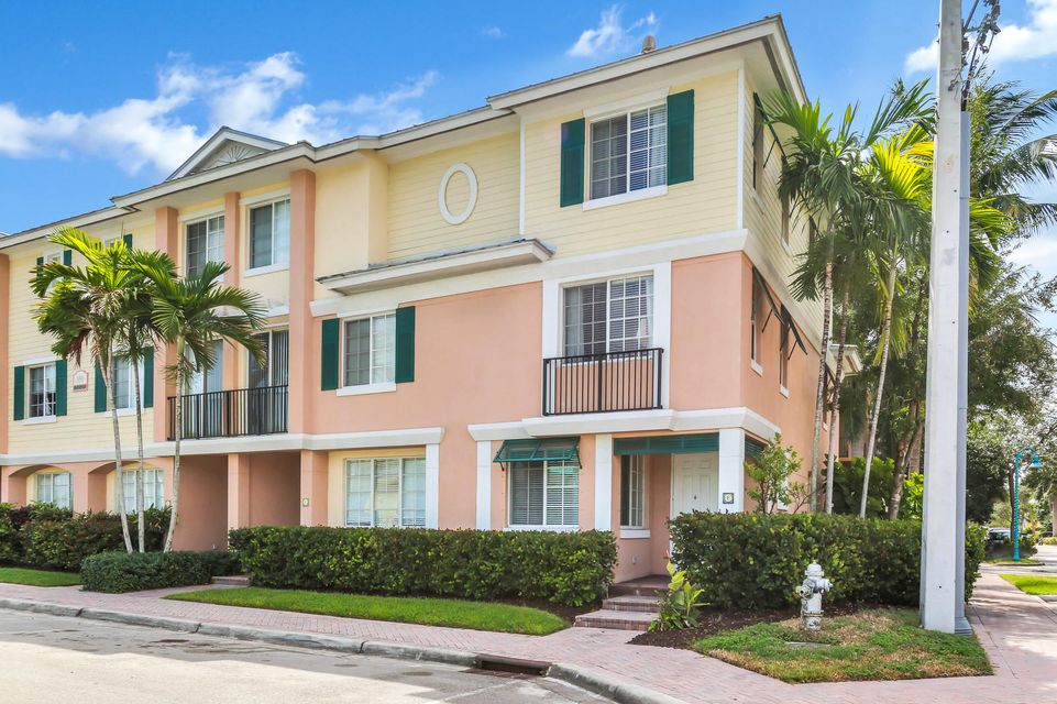 Home for sale in Pineapple Grove Village Delray Beach Florida