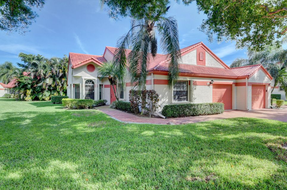 Home for sale in Lexington Club Community Association Delray Beach Florida