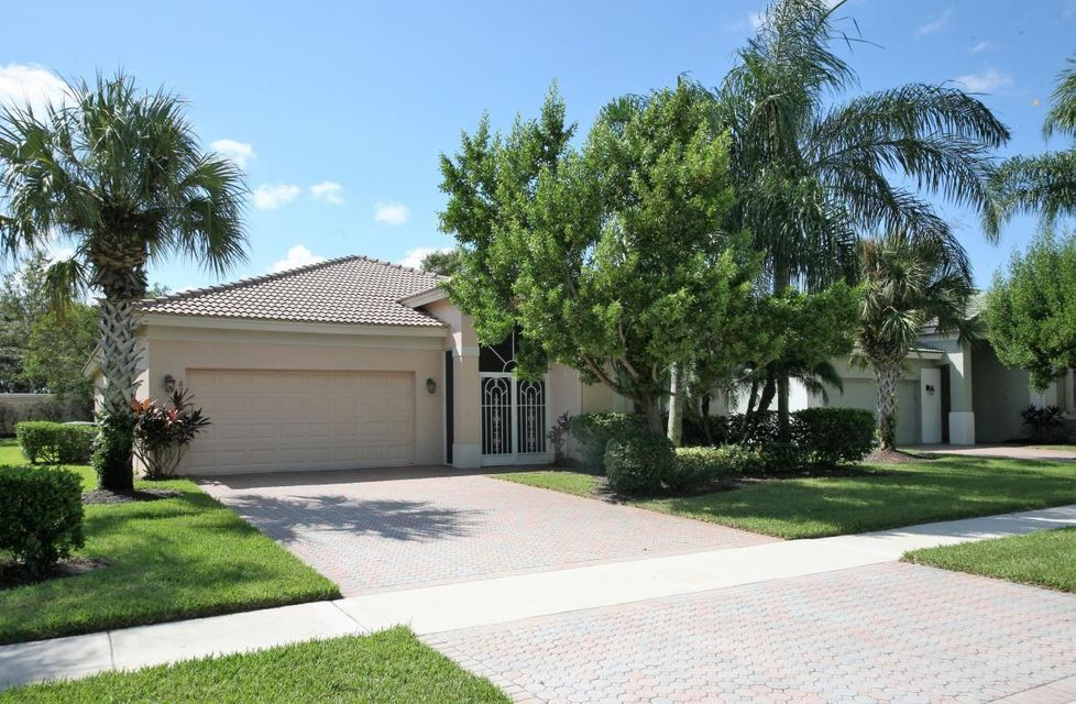 VENETIAN ISLES home 8938 Agliana Circle Boynton Beach FL 33472