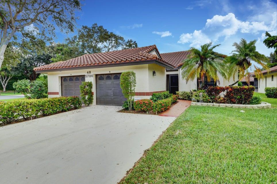 5786 Story Book Lane B  Boynton Beach, FL 33437