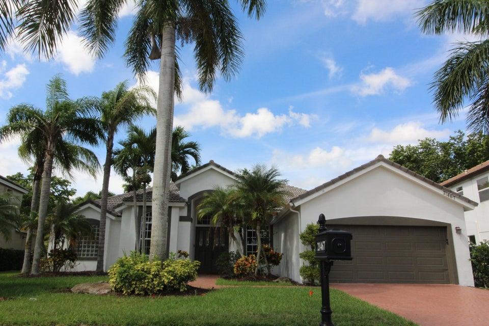 21467 Halstead Drive  Boca Raton FL 33428