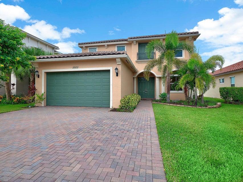 2922 Bellarosa Circle Royal Palm Beach, FL 33411