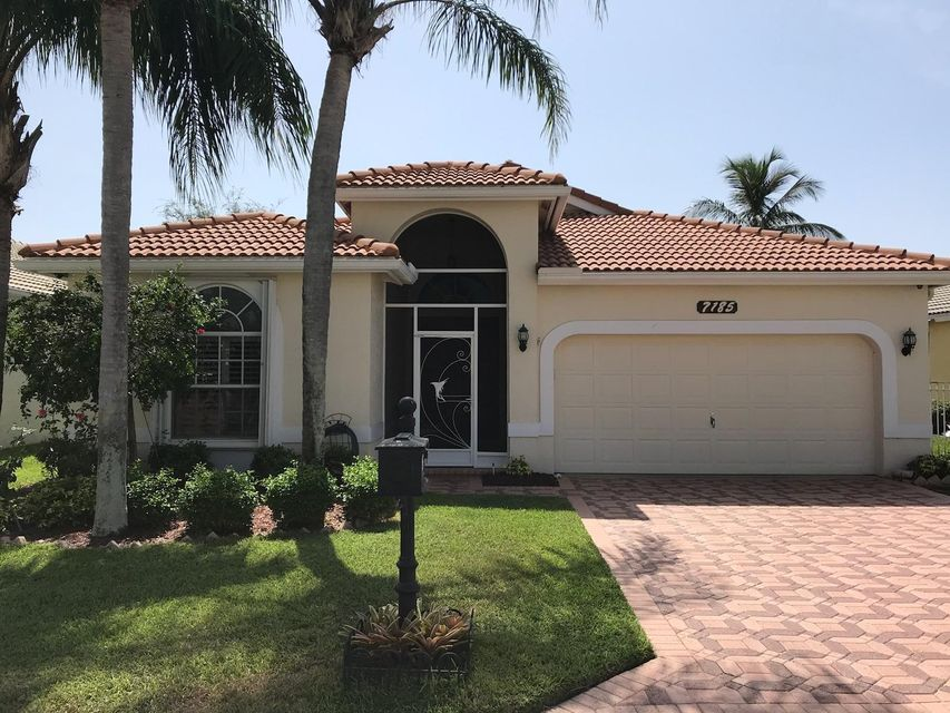 Home for sale in Hidden Lakes At Northtree Lake Worth Florida