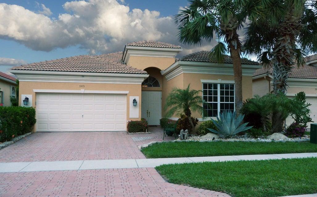 7071 Demedici Circle  Delray Beach, FL 33446
