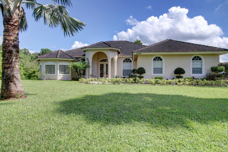 3396 SE 180th Avenue  Loxahatchee FL 33470