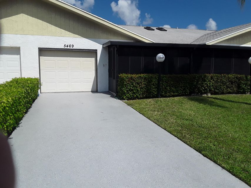 Home for sale in CYPRESS LAKES 6-A West Palm Beach Florida