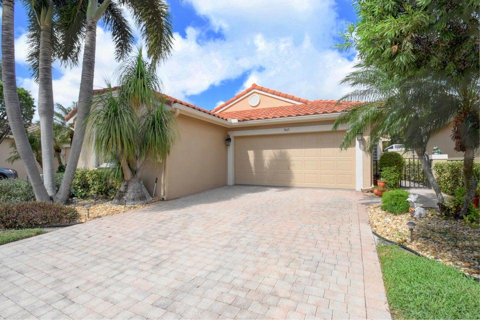 7469 Chorale Road  Boynton Beach FL 33437