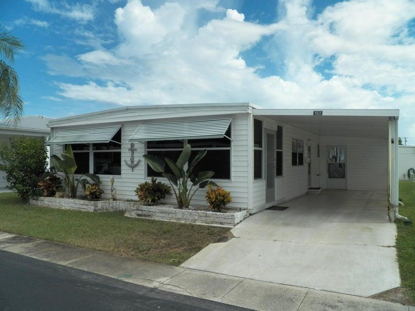 4300 SE Saint Lucie Boulevard 182  Stuart FL 34997