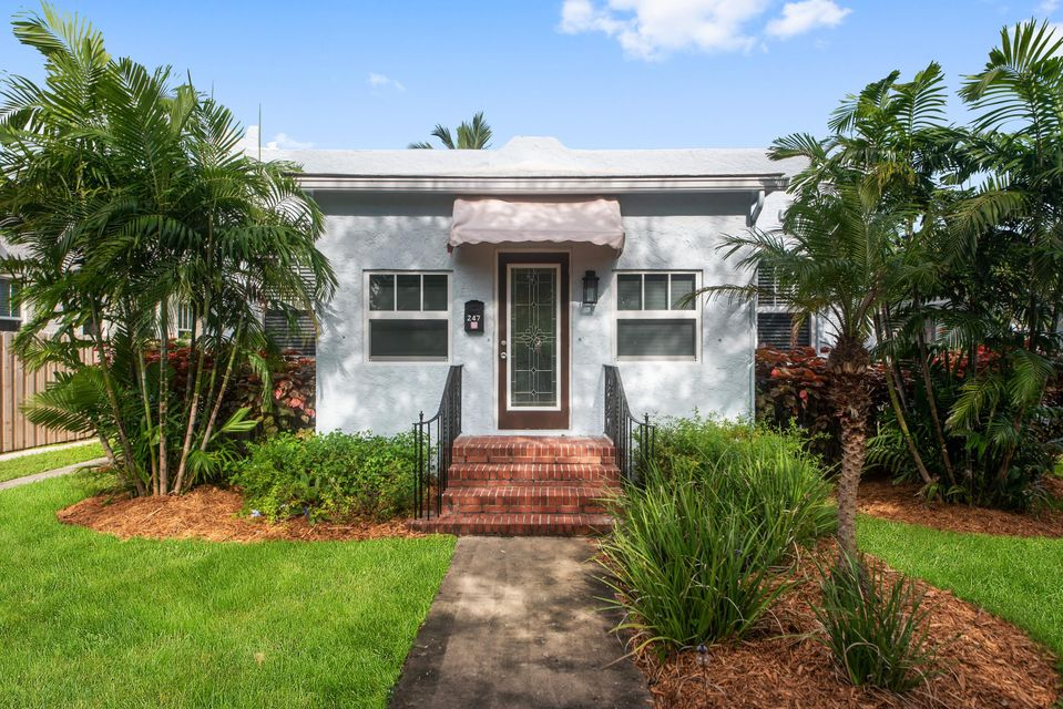 Home for sale in Pineapple Grove Delray Beach Florida
