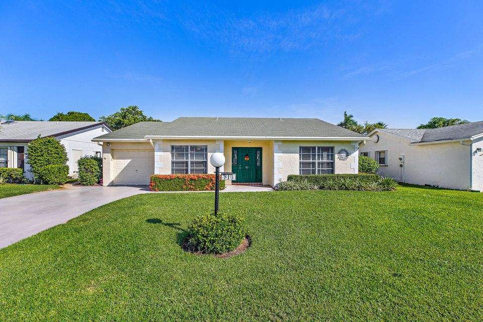 Home for sale in Lucerne Homes East Lake Worth Florida