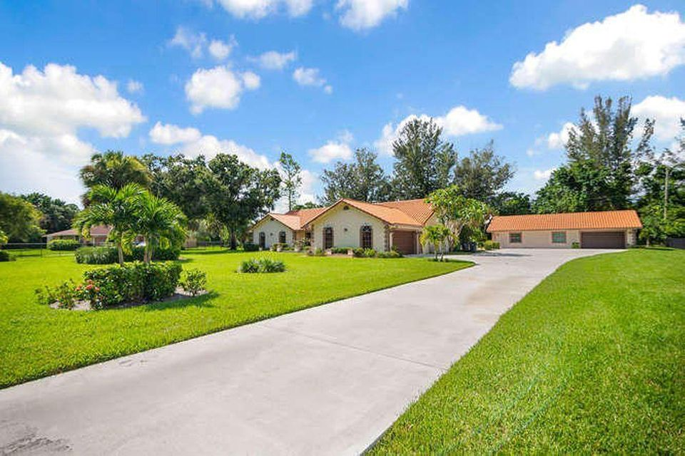 Home for sale in 0 Wellington Florida